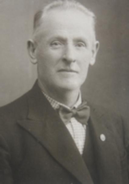 Saddler-master Paul Friedrich Petzold